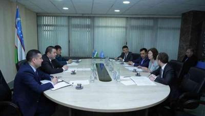 Встреча с председателем Комитета ООН по правам ребёнка