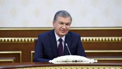 Президент Узбекистана принял заместителя министра иностранных дел Великобритании