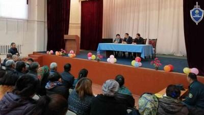 Выездные приёмы по Республики Каракалпакстан продолжаются.