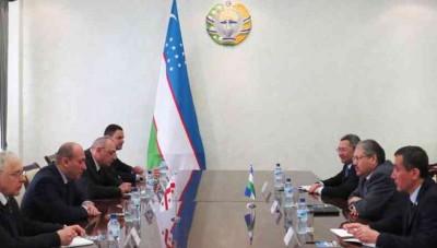 Узбекистан-Грузия: взаимодействие укрепляется