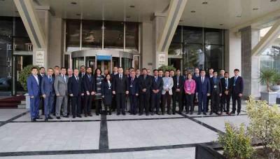 Конференция по противодействию международному терроризму