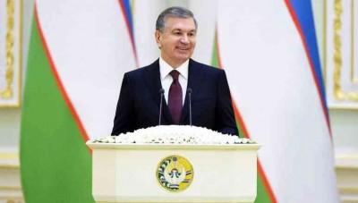 Шавкат Мирзиёев: Когда силен национальный дух, будет крепкой воля, высоким боевой потенциал