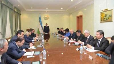 Информационное сообщение о заседании Кенгаша Сената Олий Мажлиса Республики Узбекистан