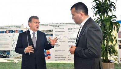 Представлены важные и перспективные для экономики Сырдарьинской области проекты