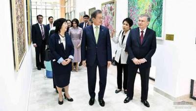 В Ташкенте открыт Дом корейской культуры и искусства